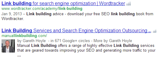 Rich Snippets Increase Search Click-Through Rates