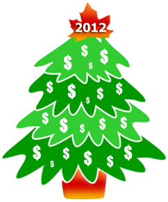 2012 Canadian Holiday Retail Sales Down, Online Shopping Up