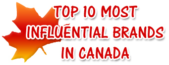 Canada's Most Influential Brands - Statistics