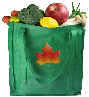 Online Opportunities from Canada's Frugal Grocery Shoppers (Statistics)