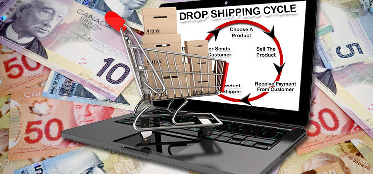 Drop Shipping for Canadian Online Sellers ©