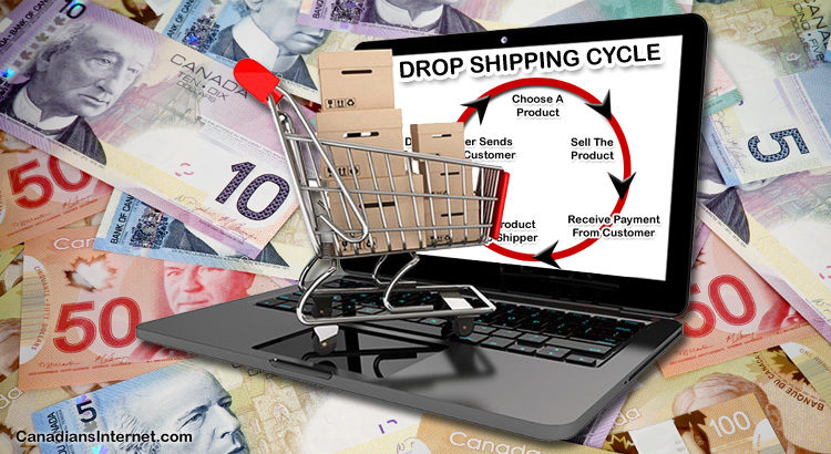 Drop Shipping and Wholesale for Canadian Online Sellers ©
