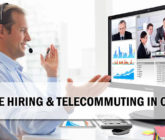 Remote Hiring, Virtual Employment and Telecommuting in Canada ©