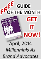 Free Report Millennials as Brand Advocates