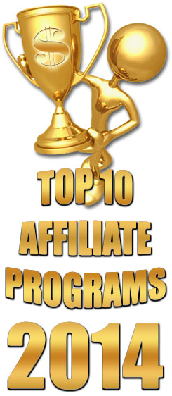 Top Earning Affiliate Programs 2014