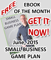 Free small business game plan eBook