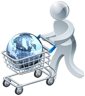Canada in the World View of Online Shopping - Statistics