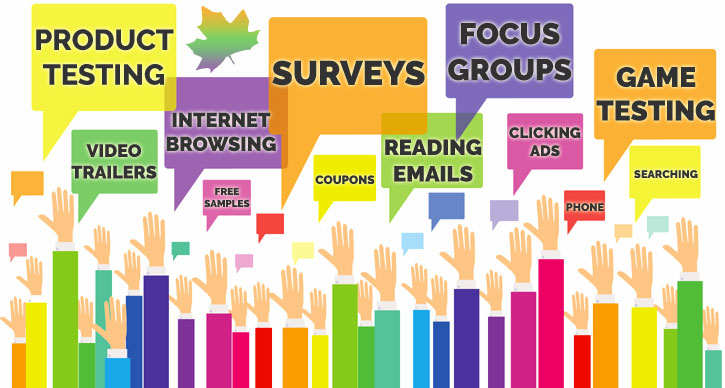 Get Paid by the Best Online Survey Companies in Canada