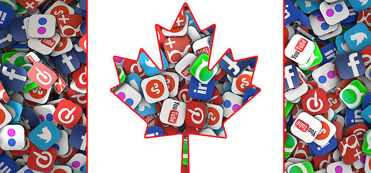 Canadian Social Media Use and Online Brand Interaction (Statistics)