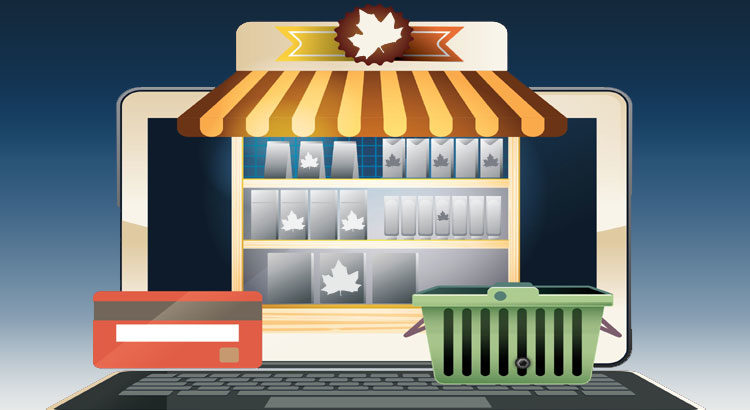 Canadian Digital Retail is Growing, But Continues to Lag (Statistics)
