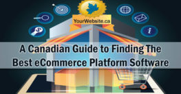 A Canadian Guide to Finding the Best eCommerce Platform Software