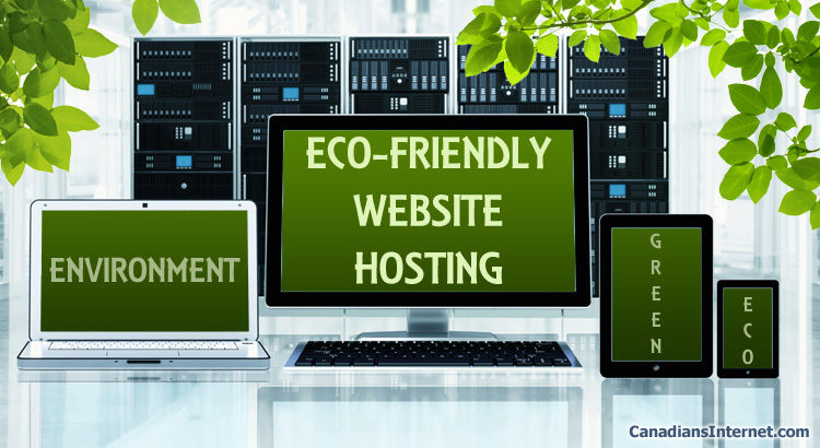 The Most Environmentally-Friendly Website Hosts