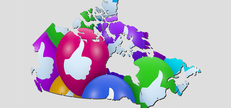 Canadians on Social Media: Influencer Content Marketing (Statistics)