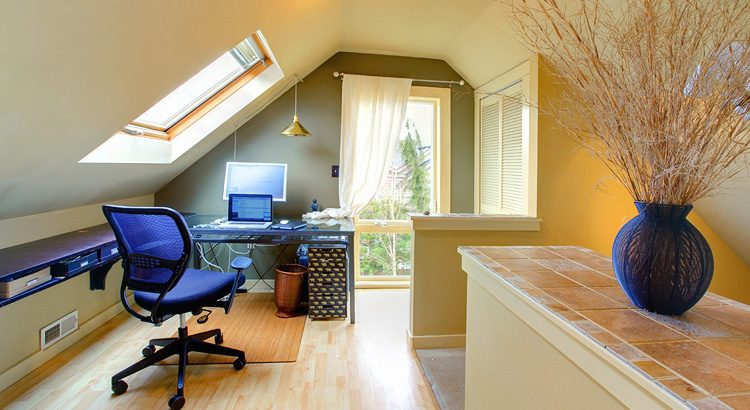 Interior Décor Tips for your Home Office