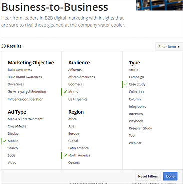 Google's New Canadian 'Think Insights' for Businesses and Marketers