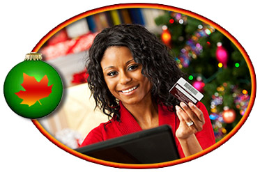 2014 Canadian Holiday Online Shopping Statistics