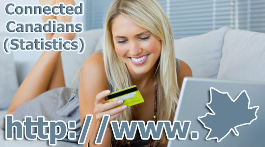 Connected Canadians: eCommerce and Internet Use Statistics ©
