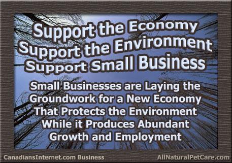 Canadian Small Business Week Statistics