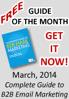 Free Complete Guide to B2B Email Marketing