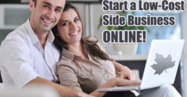 10 Low-Cost, Part-Time Businesses you can Start Online from Home