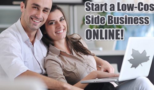 10 Low-Cost Side Businesses to Start Online from Home ©