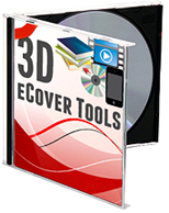 3D eCover Tools CD