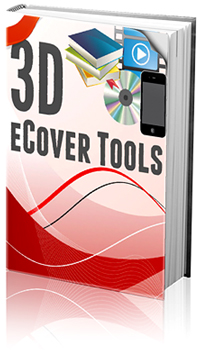 3D eBook Cover Tools