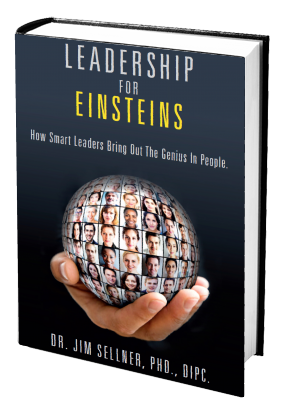 Leadership for Einsteins Book Review