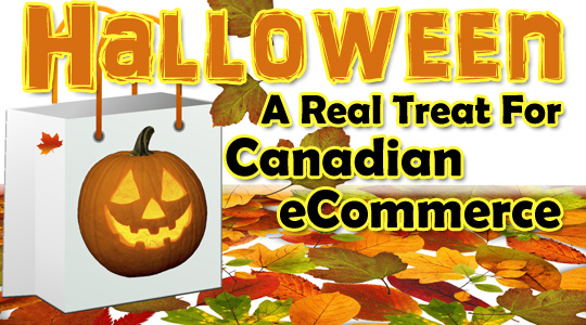Halloween a Real Treat for Canadian eCommerce in 2015 ©