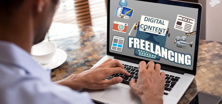 How to Start a Digital Content Freelancing Business in Canada ©