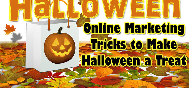 Canadian Stat's and Online Marketing Tricks to Make Halloween a Treat ©