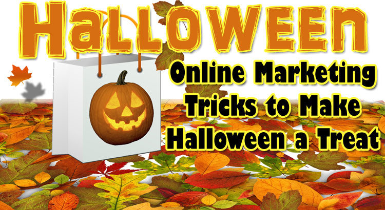 Canadian Stat's and Online Marketing Tricks to Make Halloween a Treat