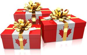 2016 Holiday Season - Canada Online Shopping Stats