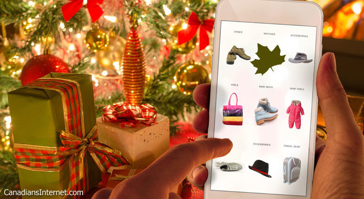 2016 Holiday Season – Canadian Online Shopping Forecast Data