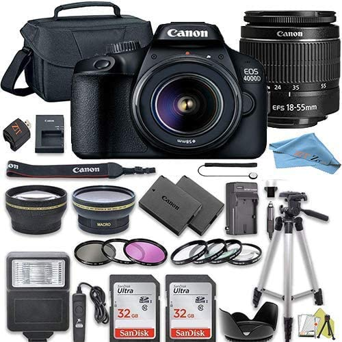 Canon Camera Kit for Product Photos