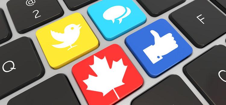 Social Media Use in Canada, 2017