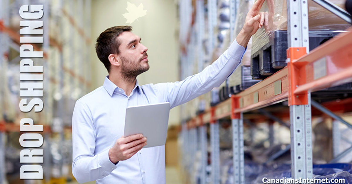 Top 5 Drop Shipping Product Suppliers for Canadians