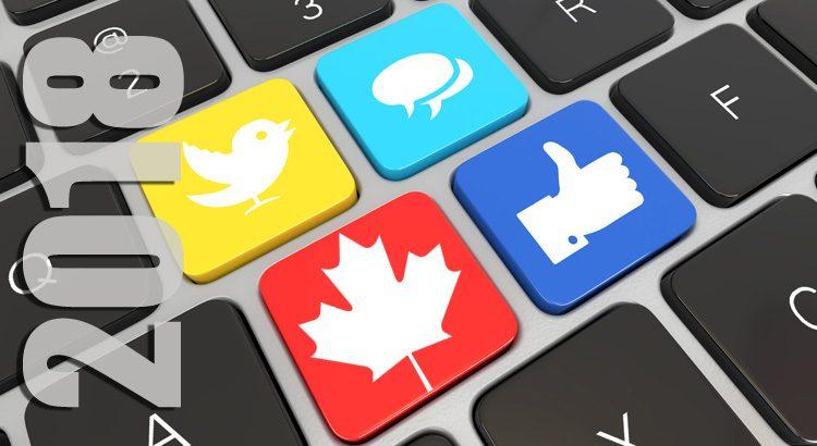 2018 Social Media Use in Canada