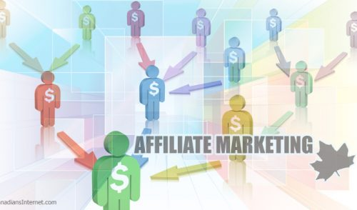 How to Start Affiliate Marketing in Canada ©