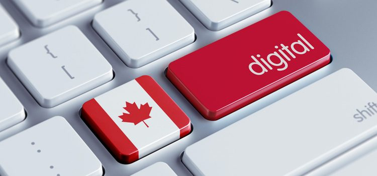 Digital Marketing: Canadians Are Waiting for You Online (Infographic)
