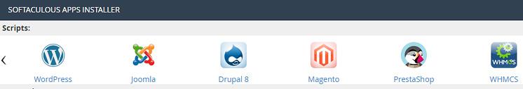 CPanel WordPress One-Click Install