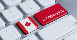 Canadian Businesses Brought in $305 Billion Online Last Year