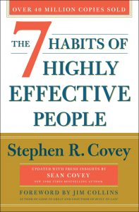 The 7 Habits of Highly Effective People Anniversary Edition