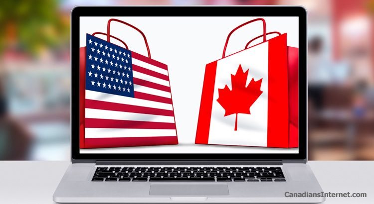 Top 5 Online Marketplaces for Selling to the US from Canada