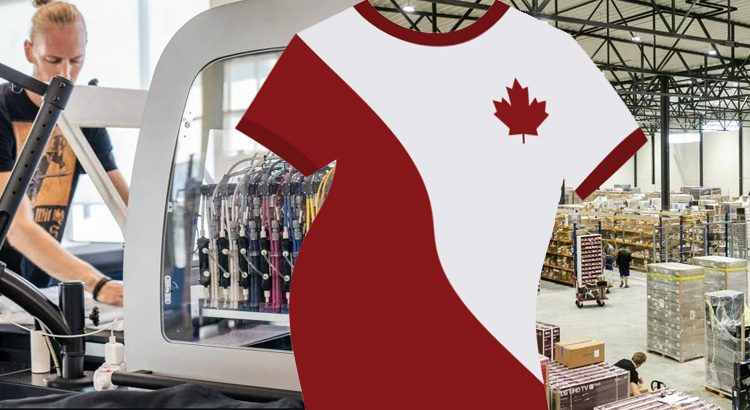 Print-on-Demand Giant Opens Canadian Fulfillment Centre
